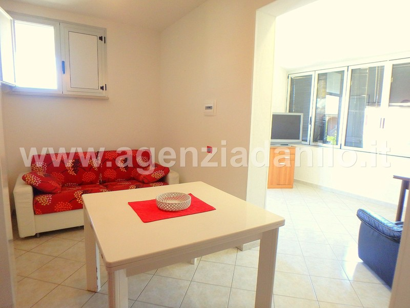 dining zone - house on sale in Lido Pomposa