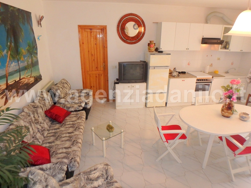 Living room - house for sale at Lido Pomposa Agenzia Danilo